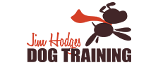 Jim Hodges Dog Training Logo